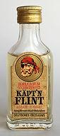Käpt'n Flint - Jamaica Rum Verschnitt Miniature