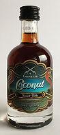Rum Rhum Ron Corsario Coconut Miniature