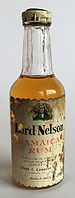 Rhum Ron Lord Nelson Jamaica Rum Miniature