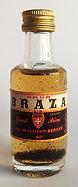 Ron Rhum Rum Braza Grand Arome Miniature