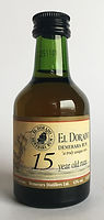 Rum Rhum Demerara El Dorado 15yo Miniature
