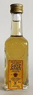 Rum Rhum Ron Saint James Paille Miniature