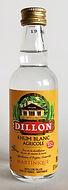 Rum Ron Rhum Dillon 55 Blanc Agricole Miniature