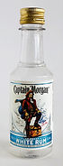 Rum Rhum Ron Captain Morgan White Rum Miniature