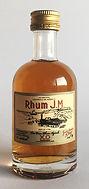Rum Ron Rhum J.M XO Miniature
