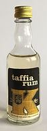 Taffia Rum Miniature
