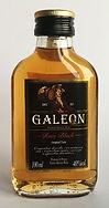 Rum Rhum Ron Galeon Black 100ml Miniature