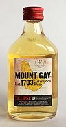 Rum Rhum Ron Mount Gay Eclipse Miniature