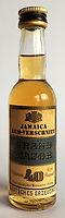 Grand Major Jamaica Rum Verschnitt Miniature