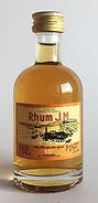 Rum Ron Rhum J.M 50 Miniature