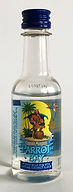 Rum Rhum Ron Captain Morgan Parrot Bay Miniature