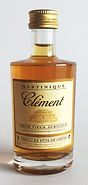 Rum Rhum Clément Miniature