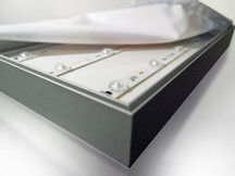 hliníkový rám 35mm světelných obrazů LUXframe