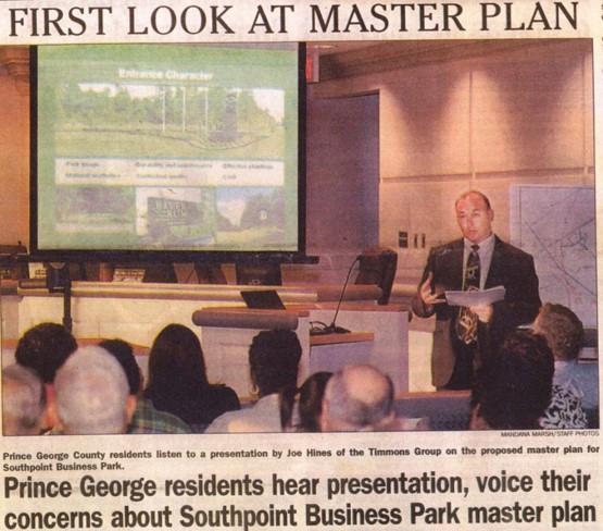 Hines Public Presentation