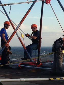 JCH Special Olympics - Over the Edge