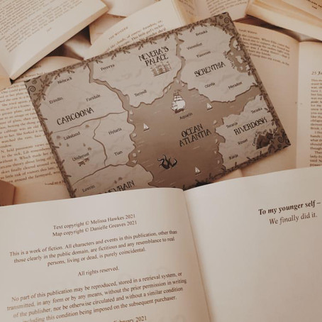 External Resource: Creating a Map for Your Novel