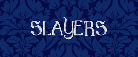 Slayer Title Page.png
