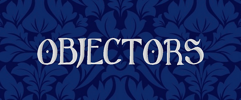 Objectors Title Page.png