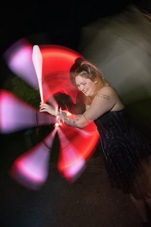 Lunah LED clubs