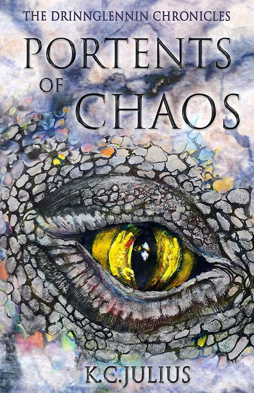 Portents of Chaos by K.C. Julius