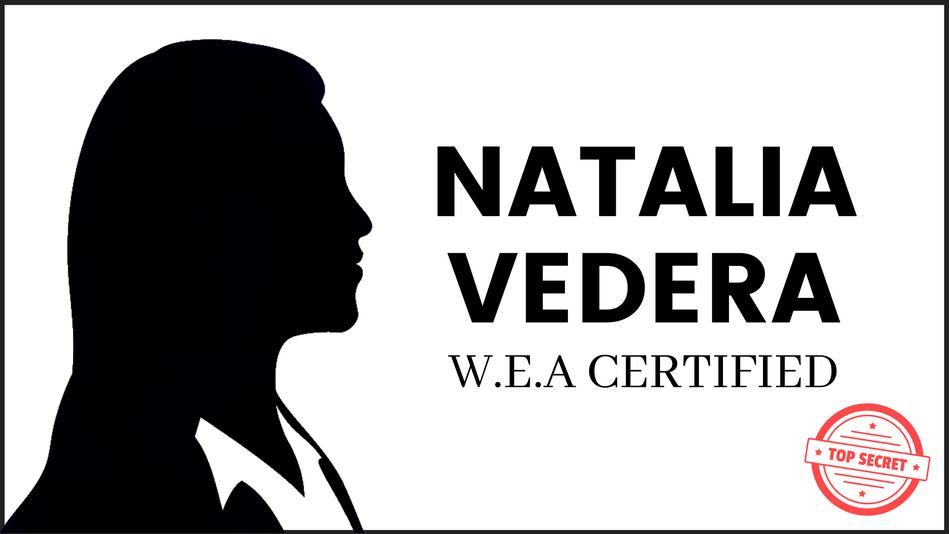 Natalia Vedera