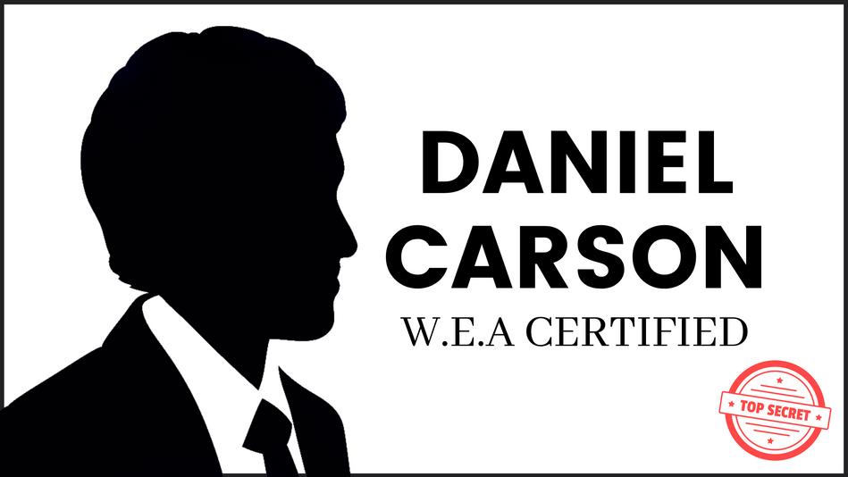 Daniel Carson ID