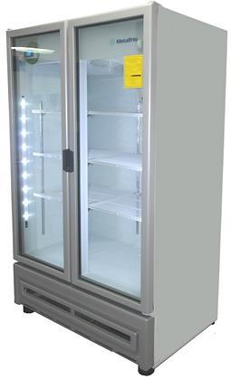 Refrigerador 2 puertas 1197 litros RB804 Metalfrío
