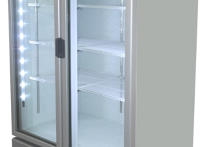 Refrigerador 2 puertas 1039 litros Metalfrío