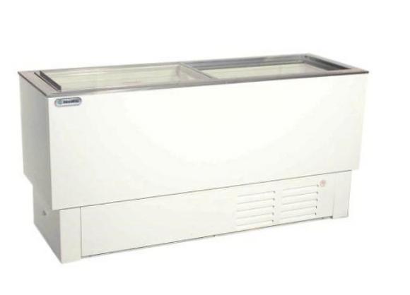 Refrigerador para helados 408.4 litros CHV15 Metalfrio