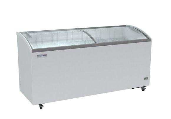 Refrigerador para helados 512 litros CHC600 Metalfrio
