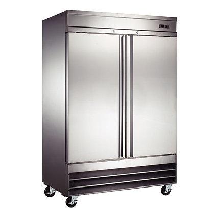 Refrigerador 2 puertas sólidas Icehaus