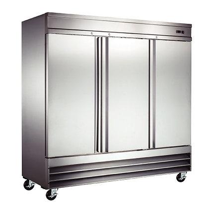 Congelador 3 puertas Icehaus