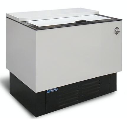 Refrigerador para helados 330 litros EBH330 Metalfrio