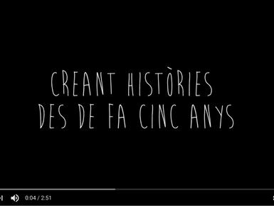 Estrena dels curtmetratges 2016
