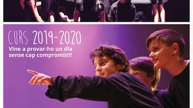 Comença el curs 2019-2020!