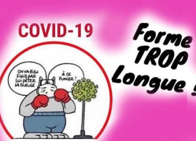 COVID 19 : FORME LONGUE DE LA MALADIE