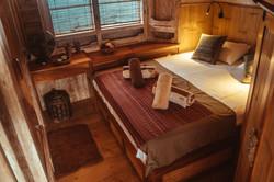 master cabin 2 sea view