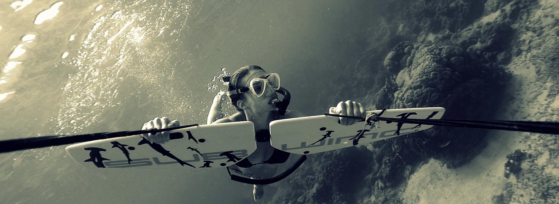 subwing scuba dive
