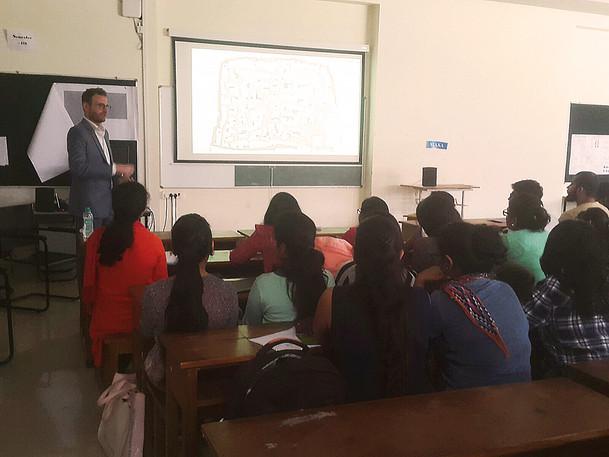 Guest Lecture in Bengaluru