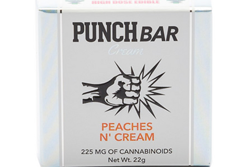 Peaches N' Cream Bar, 225mg