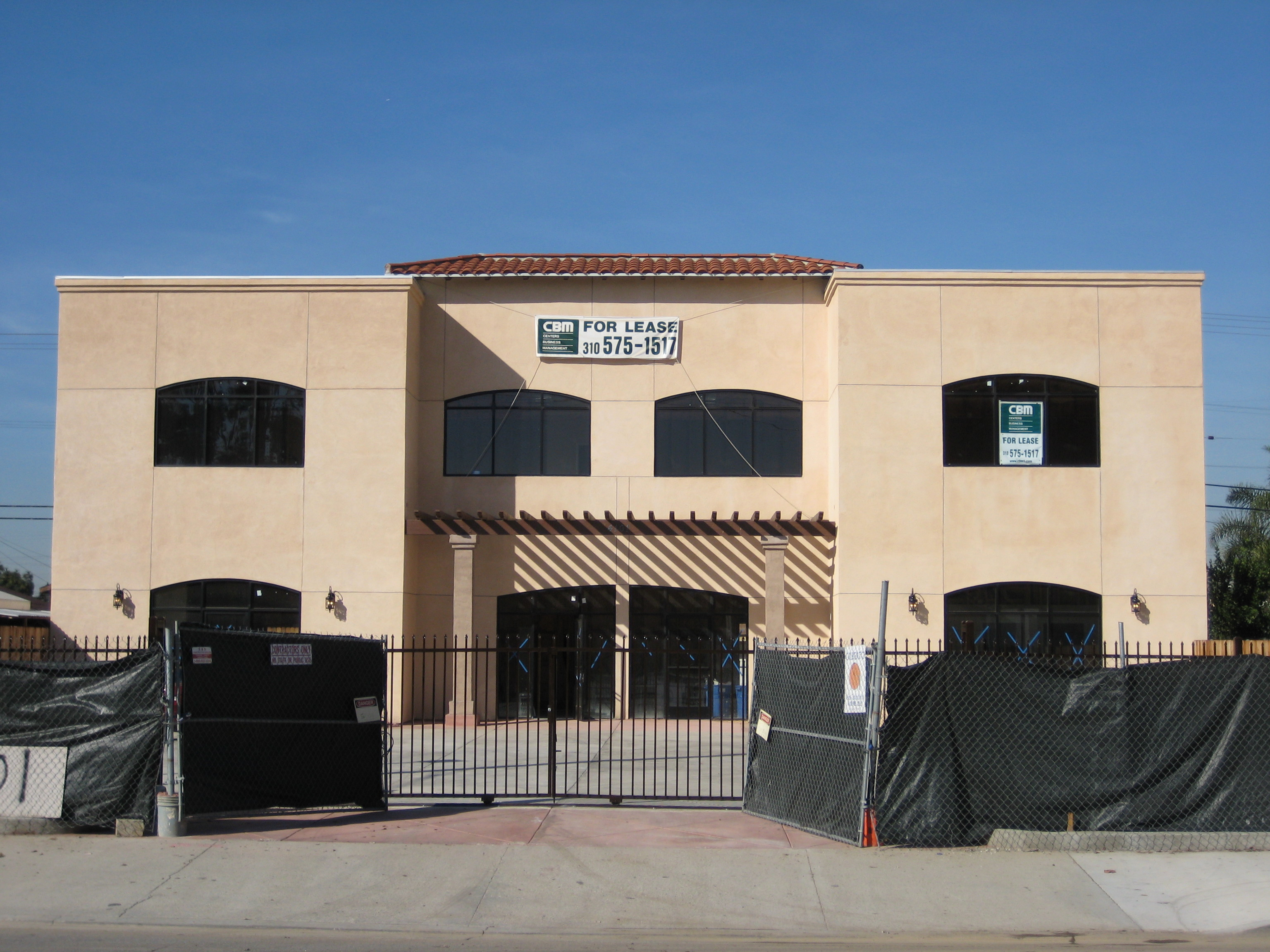 Rosemead Blvd Office Space