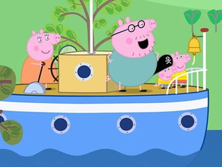 All Aboard!! Ahoy, Captain!