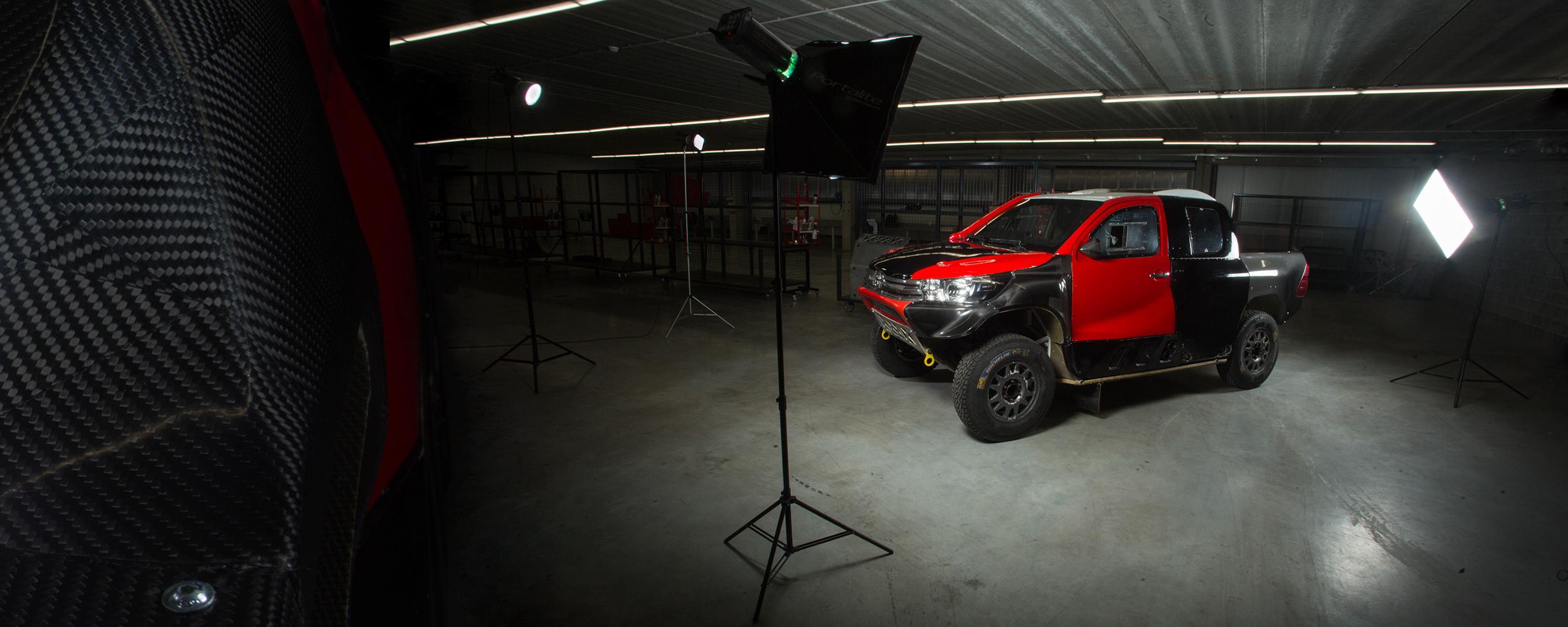Le Dakar d'Overdrive