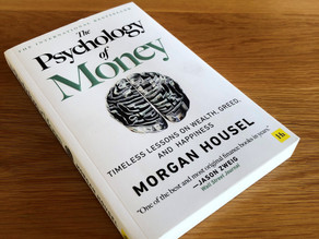 Book Review: The Psychology of Money