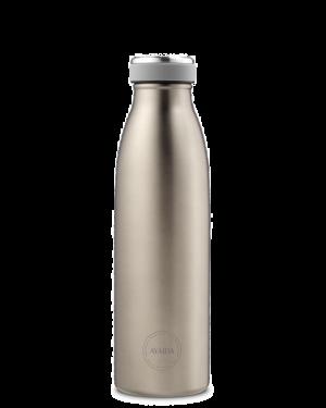 Drikkeflaske 500 ml, Cool Grey