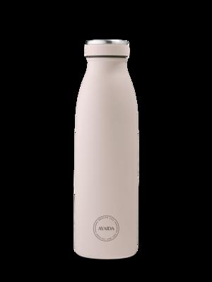 Drikkeflaske 500 ml, Soft Rose