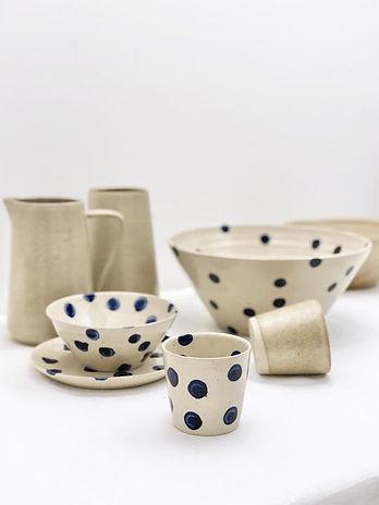 Keramik fra bornholms keramikfabrik