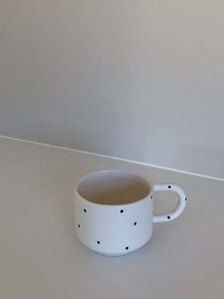 MINI DOT CUP WITH HANDLE