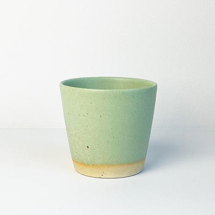 Bornholms Keramikfabrik Ø-kop - Spring Green