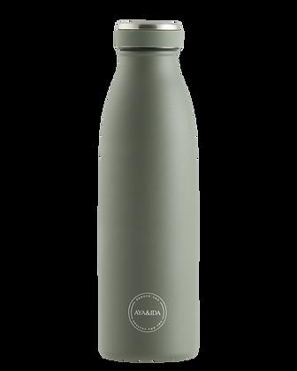 Drikkeflaske 500 ml, Tropical Green